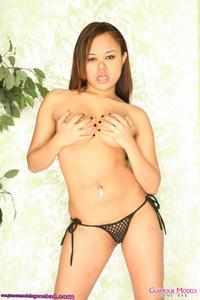 Annie Cruz Bikini Striptease