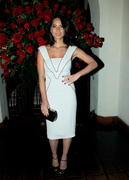 Olivia Munn - Alberta Ferretti And Vogue Fashion Show & Dinner in LA 01/10/13