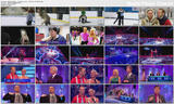Jennifer Ellison - Dancing On Ice - 15th Jan 2012