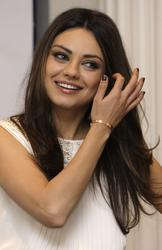 Mila kunis quot black swan quot photocall london film festival october