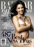 Britney Spears nude in Harper's Bazaar