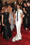 Freida Pinto - 'Alexander McQueen: Savage Beauty' MET Costume Institute Gala 5/2/11 - x4 HQ