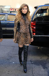 Jennifer Lopez Out in New York 22nd January x9