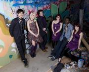 Lily Loveless - skins cast photoshoot