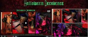 Decadent Halloween Celebration