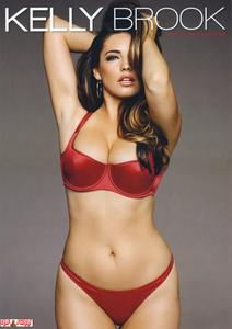 Kelly Brook - 2015 Calendar - 14 UHQ Scans
