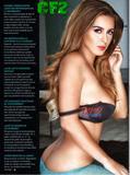 FOTOS: Arlene Maciel Revista H para Hombres Junio 2013 5