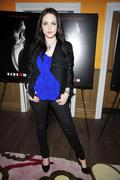 Elizabeth Gillies - Scream 4 Screening in NYC 04/13/11