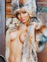 Вероника Коноплева, фото 4. Veronika Konoplyova - Playboy Russia - Jan 2011, photo 4