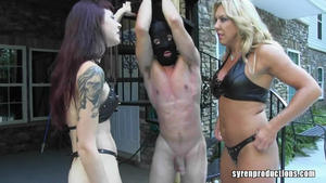 Syren Productions:  Let's Punt His Nuts