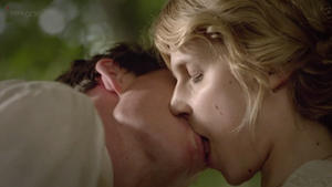Clemence Poesy hot sex scenes