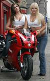 Люси Пайндер, фото 45. Lucy Pinder Ducati Photoshoot, photo 45