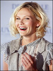 th 46234 Kirsten Dunst 200509071333281050 afp 122 606lo Kirsten Dunst pretends to be sick to celebrate her birthday