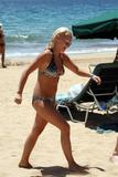 Elisha Cuthbert in new set of bikini candids from Hawaii