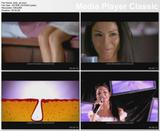 دوللي شاهين في إعلان تلفزيوني (فيديو)